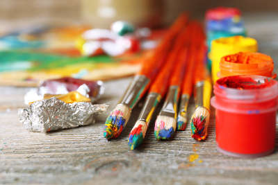 Art Materials & Hobbies