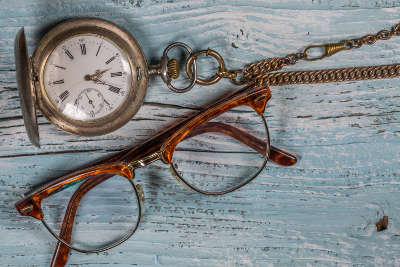 Timepieces & Eyewear