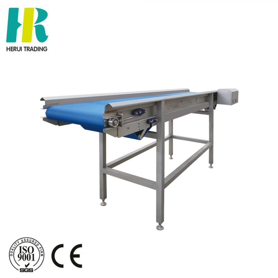 Fruit and vegetable conveyor