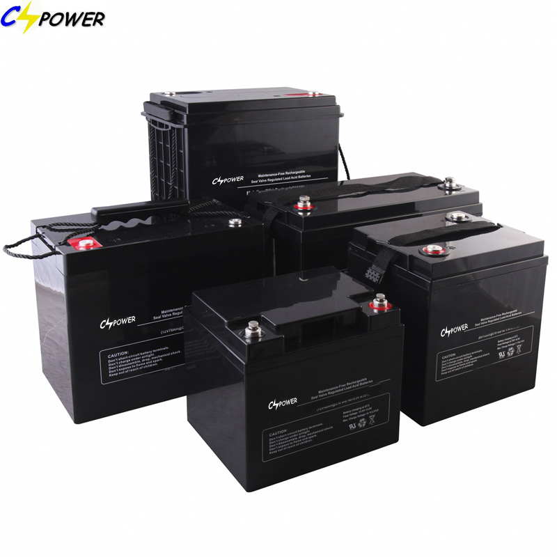 CSPOWER VRLA AGM BATTERY 12v