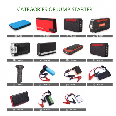 Yibang Jump starter/vehicles automotive supplies emergency start/Portable power station