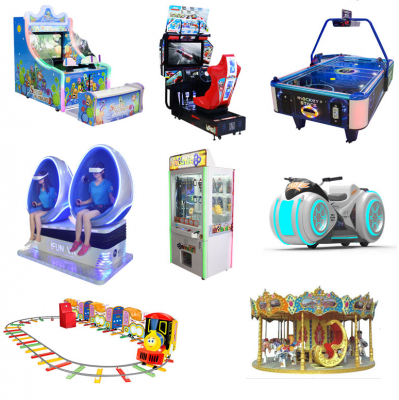 Ifun Park Arcade Game Factory
