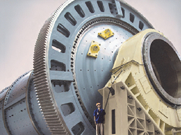 large ball mill, mining grinding mill