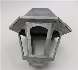 die casting light part
