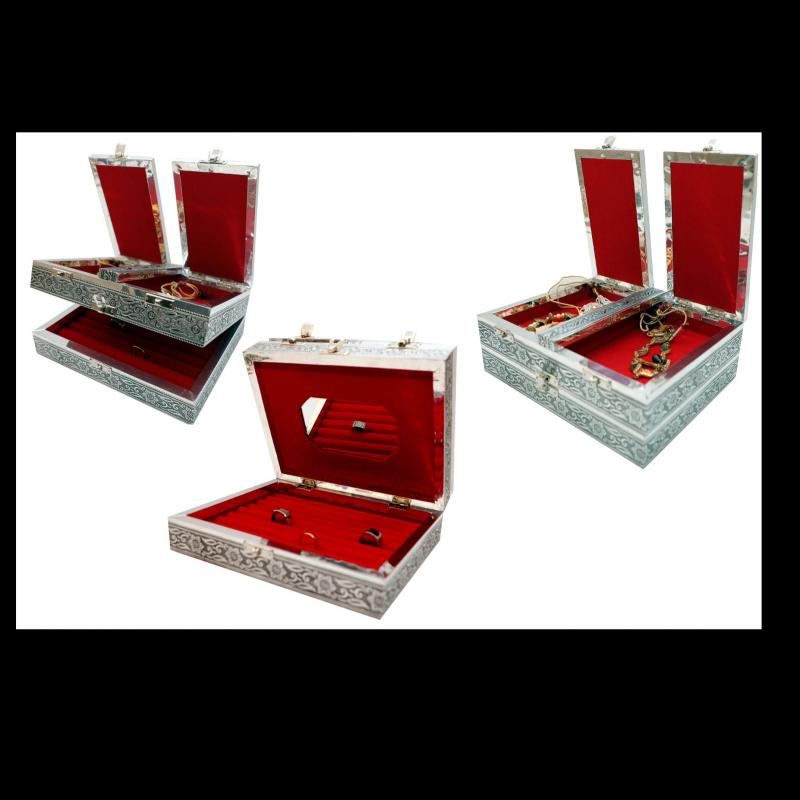 Multy Part Premium  Jewelry Box
