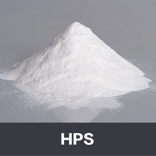 Hydroxypropyl starch ether (HPS)