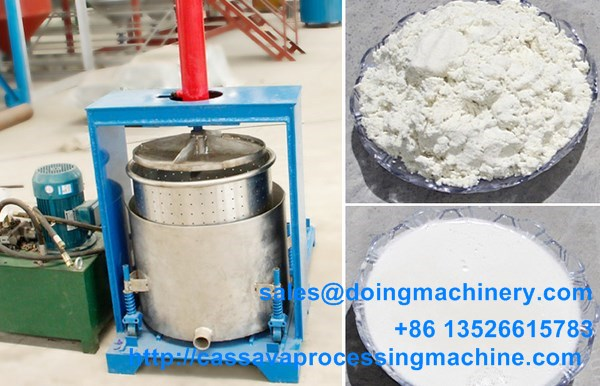 Garri dehydrating machine