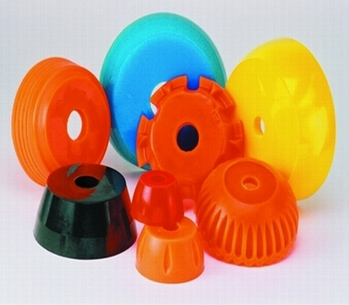 polyurethane disc and cup for pipeline pig