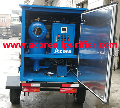 Online Transformer Oil Purifier Machine Made In China