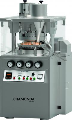 CPEB4-FC – Front Control Double Rotary Tablet Press Machine