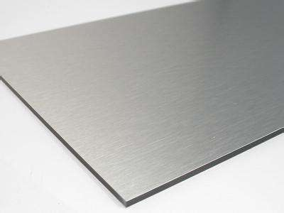 Golden Brushed Aluminum Composite Panels