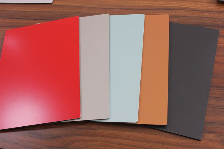 Alucoone Interior Brushed Aluminium Composite Panel