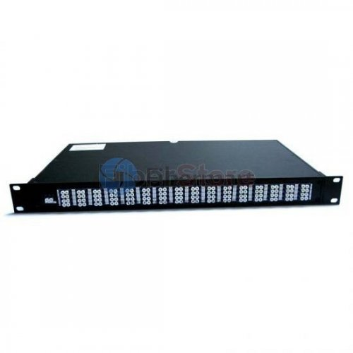 48 channels, 1RU Rack Mount, Duplex, Thermal AWG, DWDM Mux & Demux