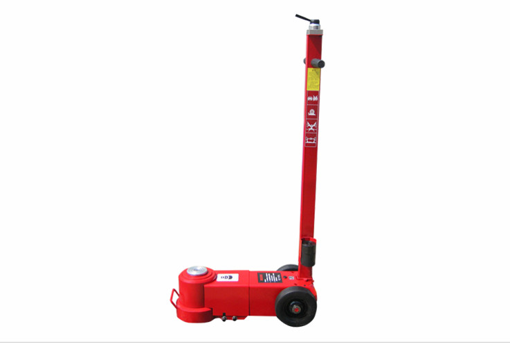 60 ton pneumatic hydraulic jack(long body)