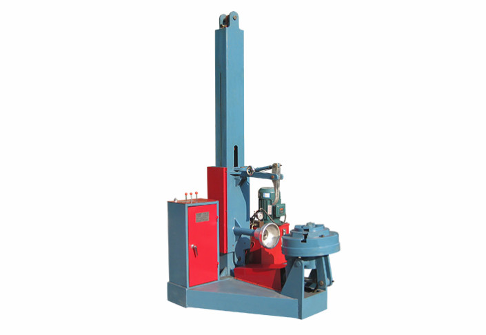 Automatic hydraulic tyre changer