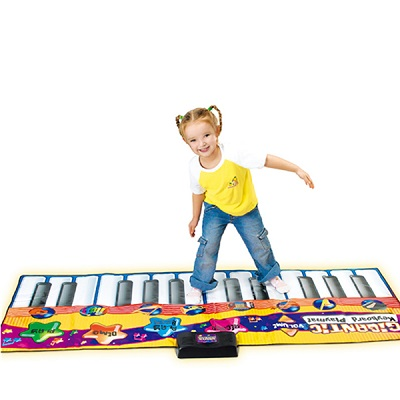 Gigantic Keyboard Piano Playmat