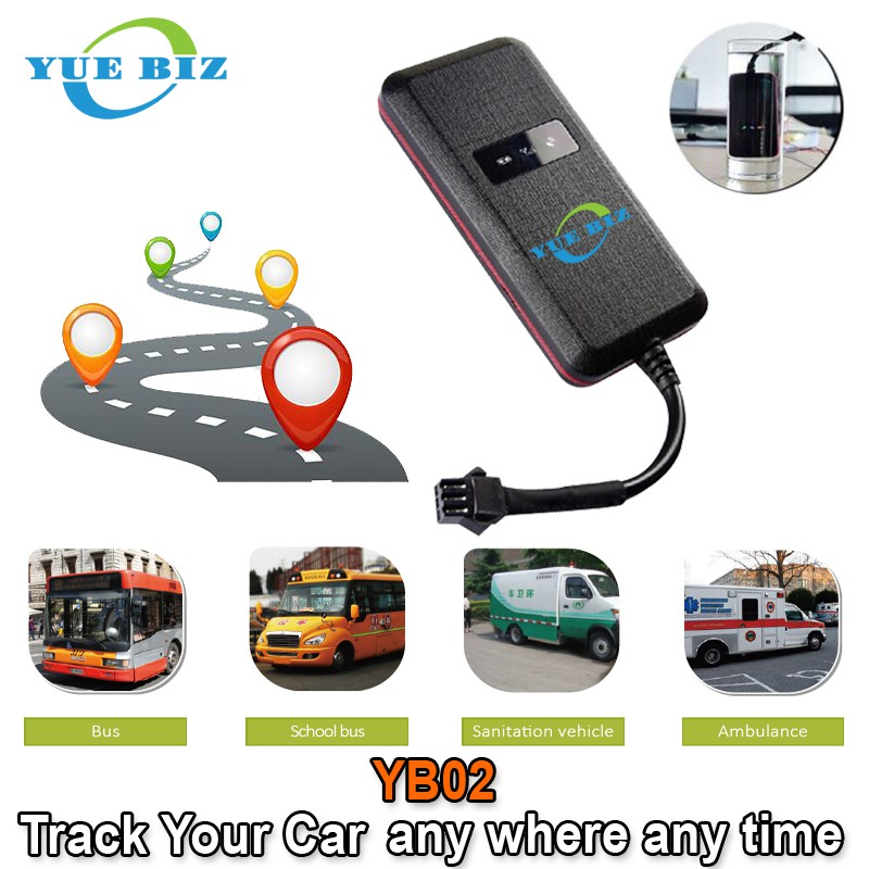 Waterproof GPS vehicle Tracker for cars