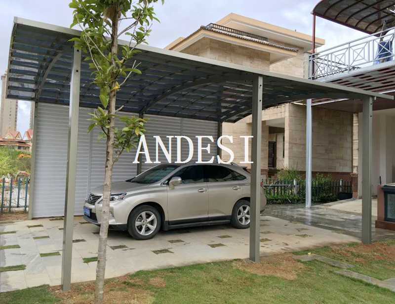 driveway canopy for car