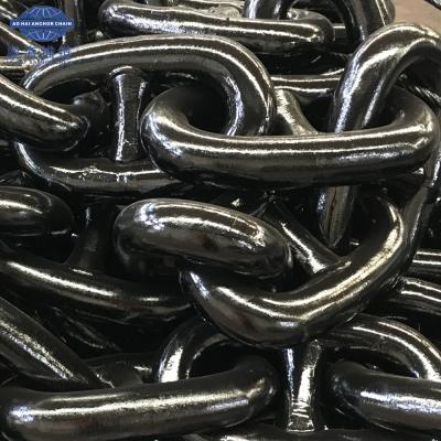 Zhoushan 87MM Stud Link Anchor Chain In Stock