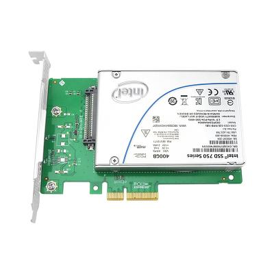 Linkreal PCIe NVMe SSD Adapter Card with U.2 SFF 8639 Interface U.2 SSD Adapter