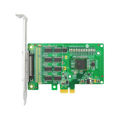Linkreal 8-port RS-232 PCI Express serial boards For POS and ATM Applications