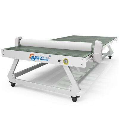 Smart table-flatbed laminate machine