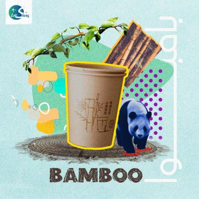 Bamboo cups